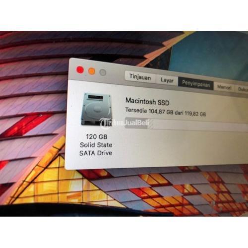 Laptop Apple Macbook Pro 13inch SSD Mulus Bekas Normal Like New - Jogja