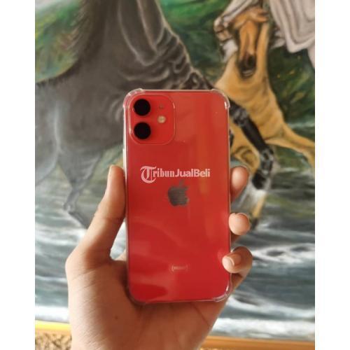 HP Apple iPhone 12 Mini iBox Fullset Original Bekas Mulus Nominus - Magelang