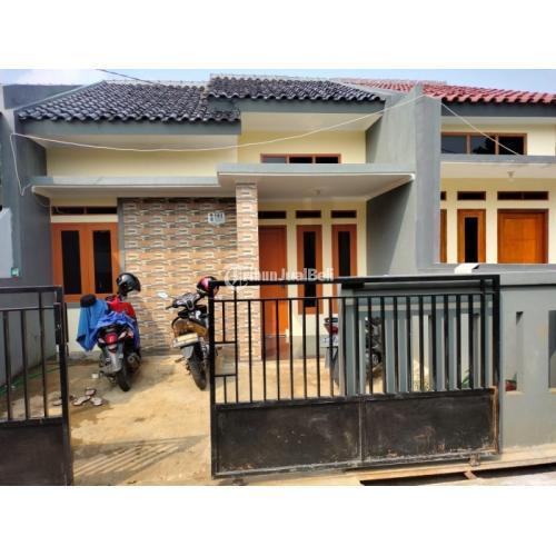 Dijual Rumah Murah Jembatan Serong LT/LB 75/60M SHM - Depok