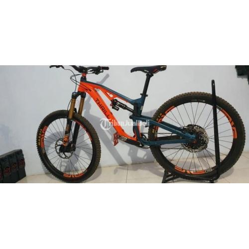 Sepeda MTB Thrill Richo T140 Upgrade Bekas Mulus Harga Nego - Pasuruan