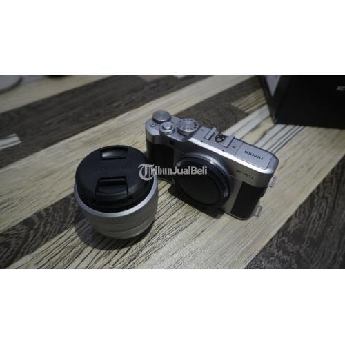 Kamera Mirorless Fujifilm XA5 Bekas Baik Fullset Siap Pakai - Sidoarjo
