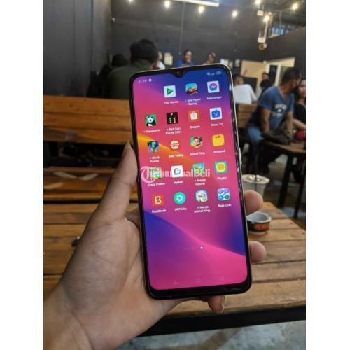 HP Oppo A5 2020 Ram 3/64GB Bekas Fullset Original Normal Segel - Surabaya