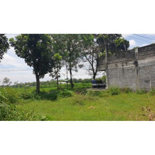 Dijual TANAH tepi Jl.Noto Sukardjo, Selatan- ke BARAT RS Puri Husada PALAGAN - Sleman