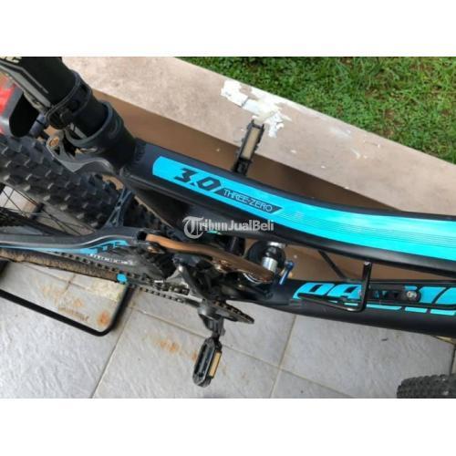 """Sepeda Pacific Fluxus 3.0 27,5"""" Full Suspension Bekas Fungsi Normal - Bekasi"""