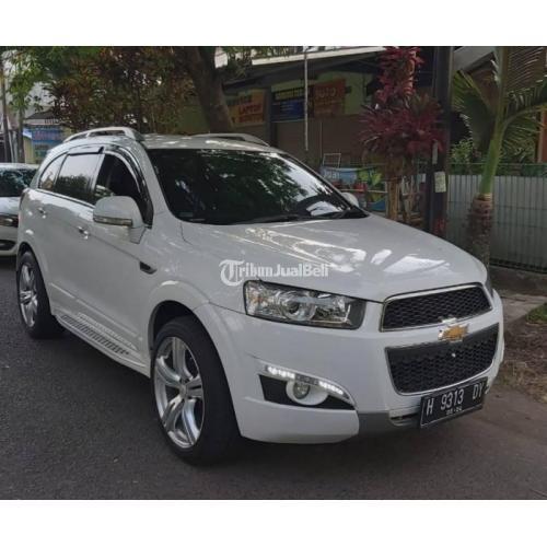 Mobil Chevrolet Captiva FLZ 2, 2.0 Diesel Triptonik 2014 Bekas Mulus - Mojokerto