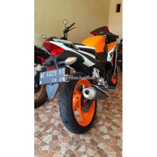 Motor Honda CBR 150cc 2015 Kelistrikan Normal Bekas Mulus Harga Nego - Pacitan