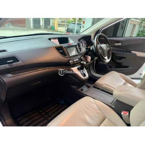 Mobil Honda CR-V 2.4 Prostige 2013 Matik Surat Lebngkap Bekas Normal - Solo
