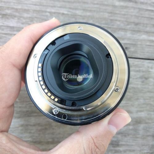 Lensa Sony E35mm F1.8 OSS Second Fungsi Normal Mulus No Minus - Makassar