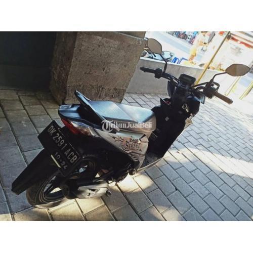 Motor Honda Beat Street 2019 Bekas Normal Full Orisinil Surat Lengkap - Denpasar