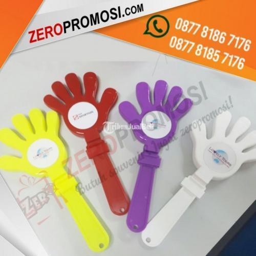 Souvenir Kipas Tepuk Tangan Hand Clapper Harga Murah - Tangerang
