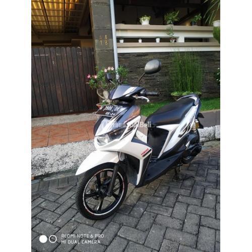 Motor Yamaha Mio GT 2014 Mesin Normal Bekas Surat Lengkap Mulus - Surabaya