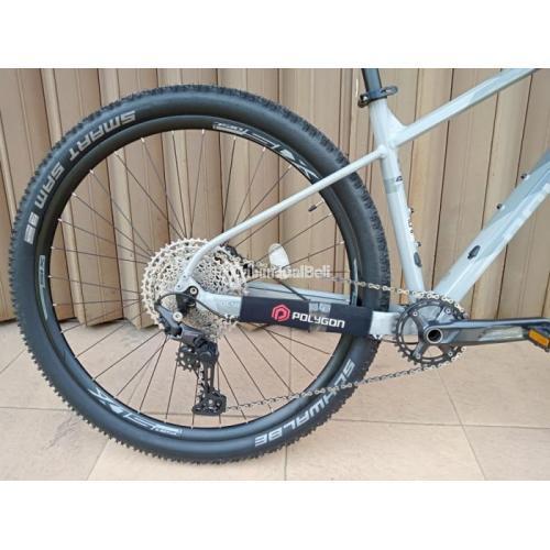 Sepeda MTB Polygon Xtrada 6 2021 Size M Bekas Normal Full Orisinil - Malang