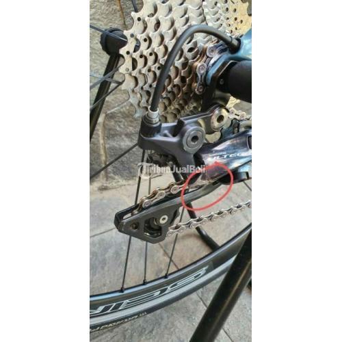 Sepeda Road Bike Sworks SL6 Size 46 Bekas Full Original Harga Murah - Bandung
