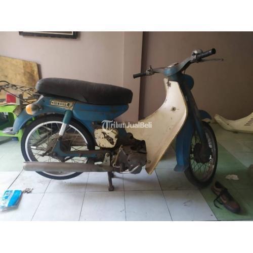 Motor Yamaha U50 Bekas Surat Lengkap Mesin Jarang Mogok - Tegal