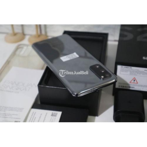 HP Samsung Galaxy S20 SM-G980F/DS SEIN Bekas Like New Fullset - Bekasi