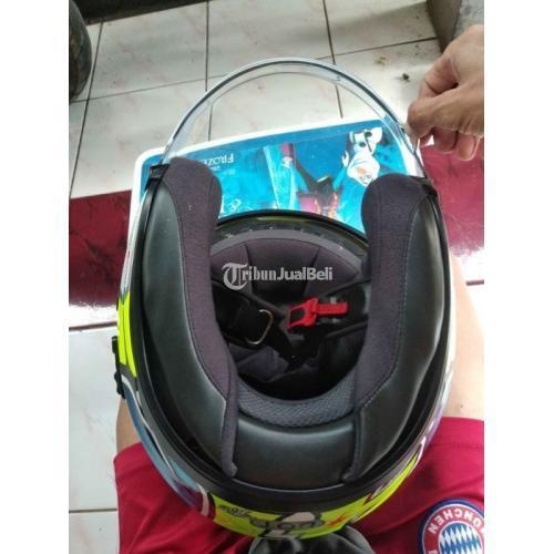 Helm KYT Espargaro Limited Edition Size XL Bekas Mulus Harga Nego - Bogor