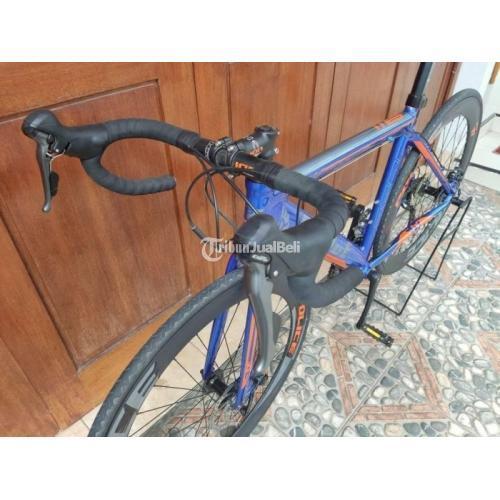 Sepeda Roadbike Police 911 Size 52 Mint Condition Bekas Like New Terawat - Bekasi