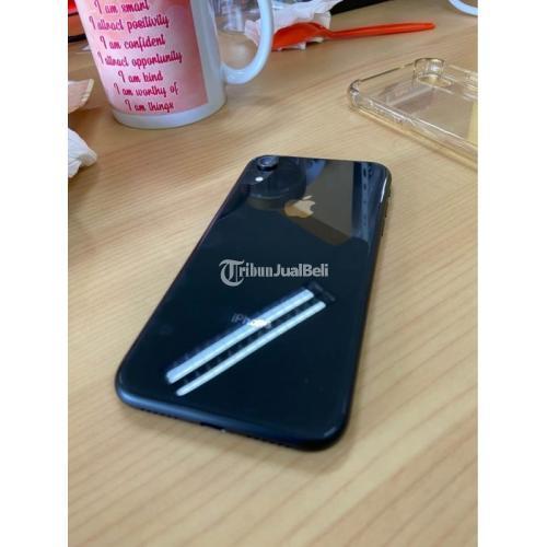 HP Apple iPhone XR 128GB Bekas iBox Garansi Panjang Mulus No Kendala - Boyolali
