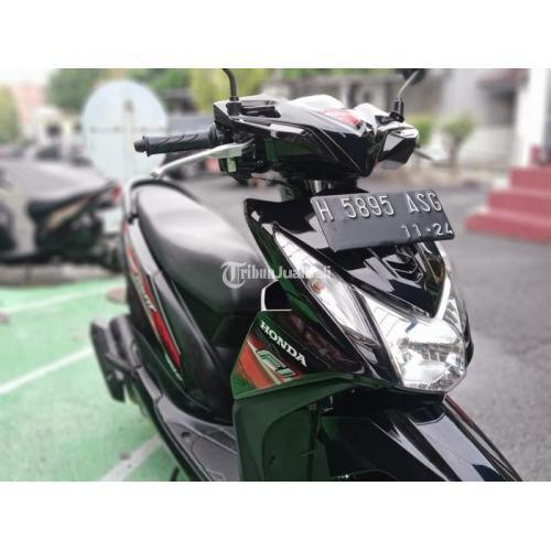 Motor Honda Beat 2014 Bekas Mulus Surat Lengkap Pajak Panjang - Salatiga