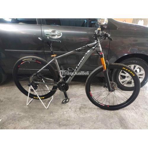 Sepeda MTB Patrol Seri 074 Bekas Fungsi Normal Mulus Harga Nego - Yogyakarta