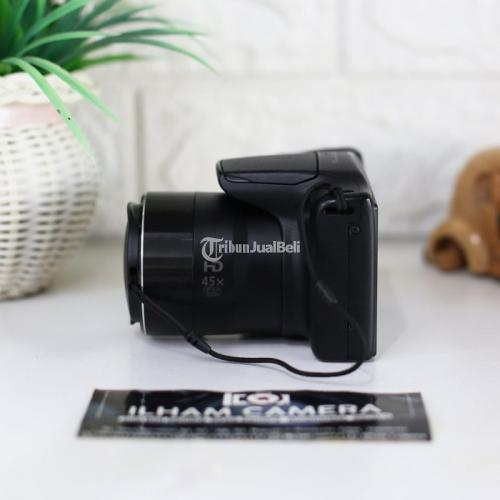 Kamera Canon SX430 IS Bekas Kondisi Normal Terawat Harga Murah - Mojokerto