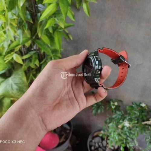 am Tangan Casio Gshock DW-6900LU-3DR Bekas Fungsi Normal Mulus - Surabaya