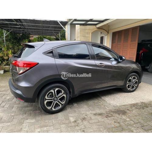 Mobil Honda HRV 1.5 E CVT 2018 Bekas Tangan1 Terawat Surat Lengkap - Medan