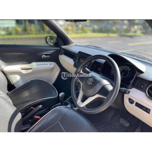 Mobil Suzuki Ignis GX 2017 Matik Bekas Normal Pajak Baru Terawat - Badung