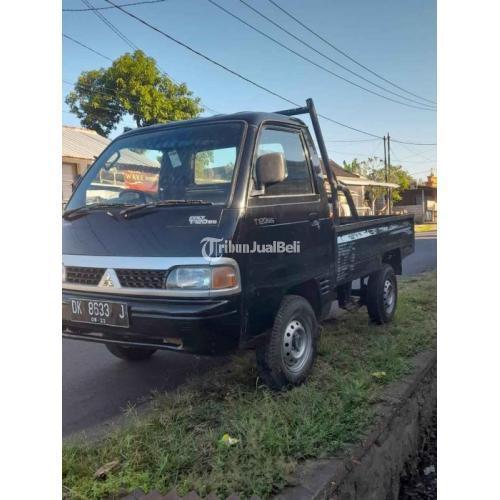 Mobil pick Up Mitsubishi Colt 2012 Mesin Normal Bekas Mulus Harga Nego - Gianyar