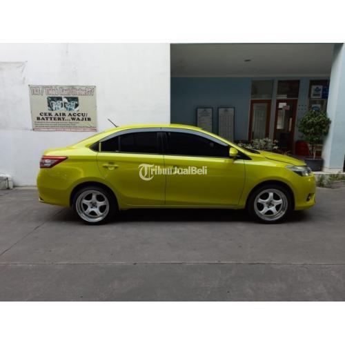 Mobil Toyota All New Vios Limo 2015 Bekas Surat Lengkap Irit BBM - Semarang