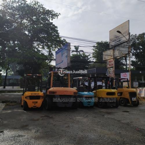 Rental Forklift Sewa Forklift Bogor 24 Jam Include BBM dan Operator - Bogor