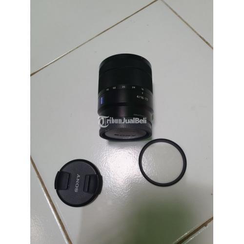 Lensa Sony Zeiss 16-70mm F4 Oss Like New Bekas Bonus Filter - Banjarnegara