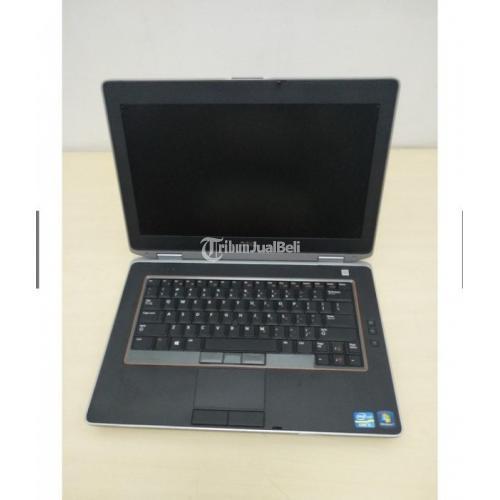 Laptop Core i5 Murah Dell E6420 Ram 4GB Hardisk 320GB Bekas Normal - Sidoarjo