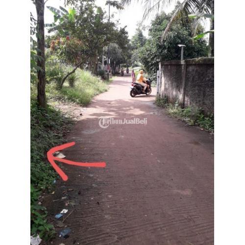 Dijual Tanah Strategis di Kp Sasakpanjang Tajurhalang - Bogor