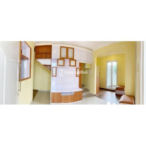 Dijual Rumah Baru 3 Lantai Hook Murah Banget di Montana Vilage Gading Serpong - Tangerang