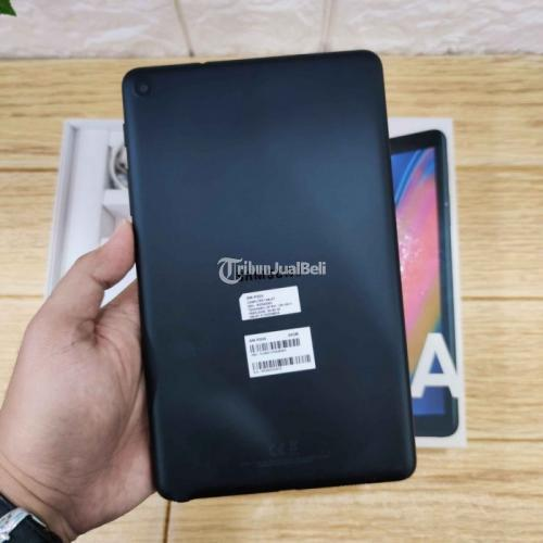Tablet Samsung Tab A SPen 3/32GB Fullset Original SEIN Bekas Normal - Jogja