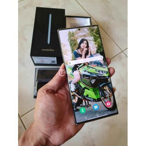 HP Samsung Galaxy Note 20 Ultra 8/256Gb Garansi Resmi SEIN On - Jogja