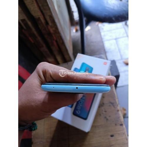 HP Xiaomi Redmi Note 9 Ram 4GB/64GB Batrei 5020mAh Bekas Fullset - Surabaya