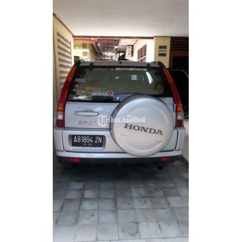 Mobil Honda CR-V Manual 2003 Bekas Terawat Full Orisinil Harga Murah - Bantul