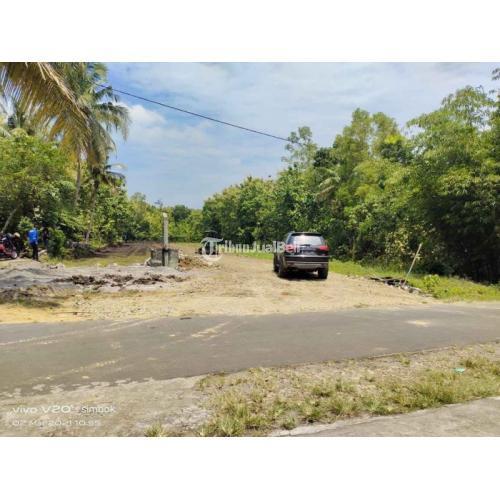 Dijual Rumah Baru Ready 4 Kavling Tipe 36 Akses Jalan Lebar Dekat Fasilitas Umum - Kulon Progo