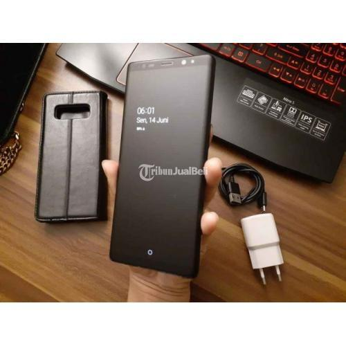 HP Samsung Note 8 Dual Sim Ram 6GB/64GB Bekas Baterai Awet - Jakarta Selatan