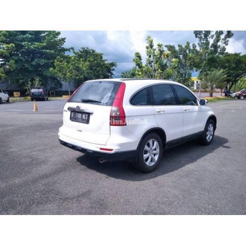 Mobil Honda CR-V 2.0 2010 Bekas Normal Body Mulus Surat Lengkap - Padang