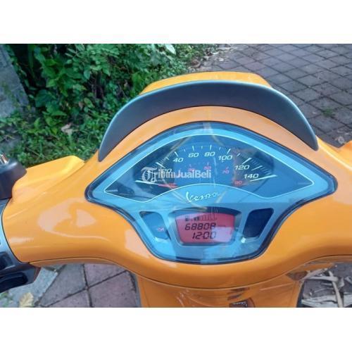 Motor Vespa Sprint 2014 Bekas Mulus Terawat Samsat Baru Harga Nego - Badung
