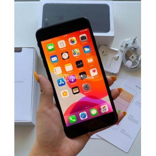 HP Apple iPhone 7 Plus 32GB Black Bekas Like New All Original - Denpasar