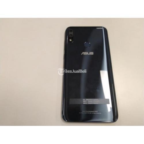 HP Asus Zenfone Max Pro M2 4/64 Fullset Ori Bekas Normal Harga Nego - Semarang