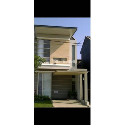 Disewakan Rumah Minimalis 2 Lantai di he Royal Park Residence Gunung Anyar Rungkut - Surab