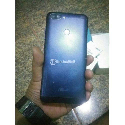 HP Asus Zenfone Max Plus Ram 4GB/64GB Bekas Fullset Harga Murah - Jakarta Timur