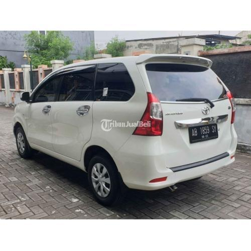 Mobil Toyota Avanza E up G 2018 Manual Bekas Tangan1 Pajak Baru - Jogja