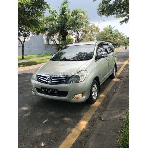 Mobil Toyota Kijang Innova G 2008 Bekas Pajak Hidup Kondisi Terawat - Surabaya