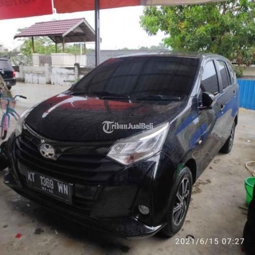 Mobil Toyota Calya G Matic 2019 Matik Bekas Kondisi Normal Ban Baru - Balikpapan